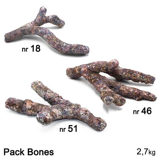 dutch reef rock packs